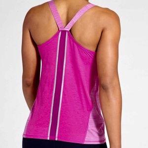 Athleta Tops - Athleta Runlight Singlet pink tank top